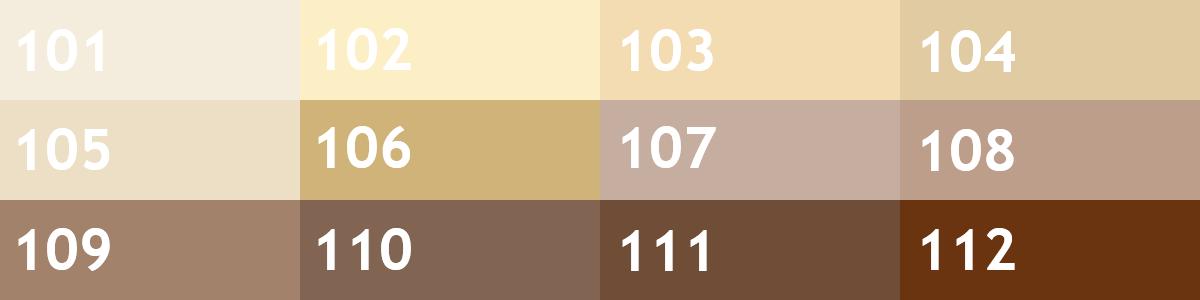 Osłony balkonowe kolor ecru