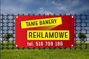 Tanie banery reklamowe
