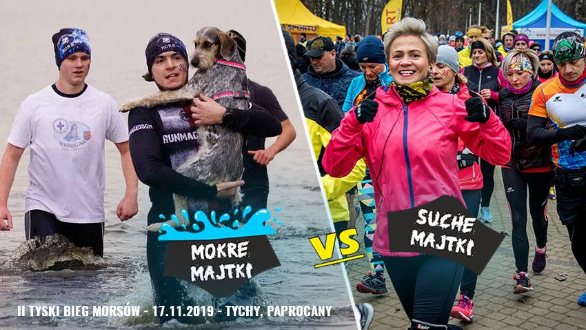 II Tyski Bieg Morsów - Mokre Majtki vs Suche Majtki