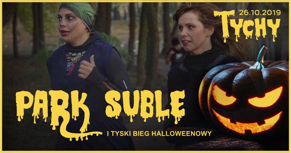 Bieg Halloweenowy - Tychy